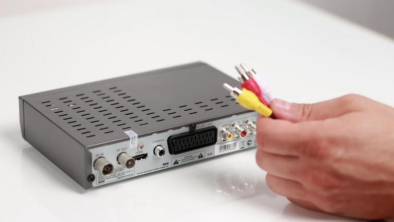 Как из монитора сделать телевизор с помощью приставки т2